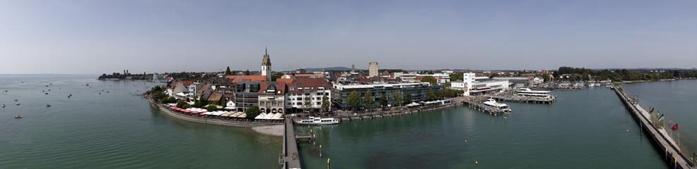 Bodensee Friedrichshafen Panorama