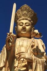 Die goldenen Buddhas von Wutai Shan in China