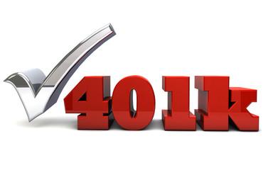 401k retirement savings
