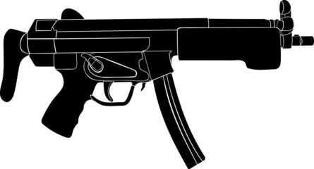 Пистолет-пулемет