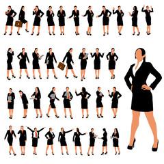businesswoman set 2
