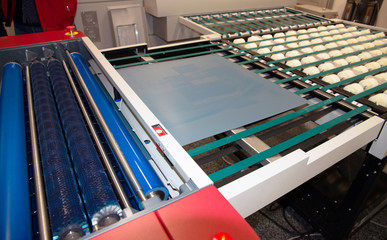 Printing Plant - CTP Computer to plate department