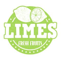 Limes stamp