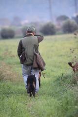 pastore con cane