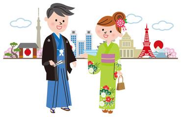 日本 着物