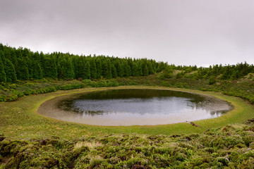 Lagoa de Pau Pique