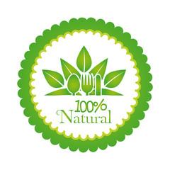 100 percent natural design