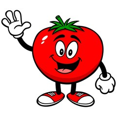 Tomato Waving