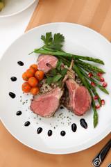 Herb Crusted Lamb Chops