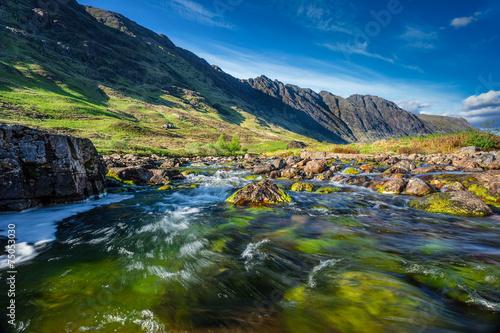 Glencoe Mountain in Scotland - 75053030