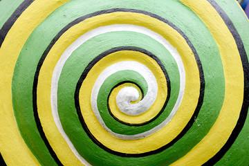 Circular of snails