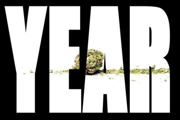 Marijuana and Cannabis, Year