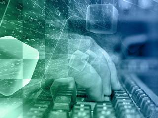 Computer background