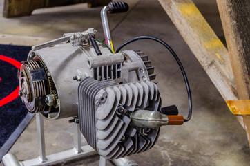 Oldtimer Rollermotor