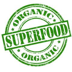 Organic Superfood-stamp