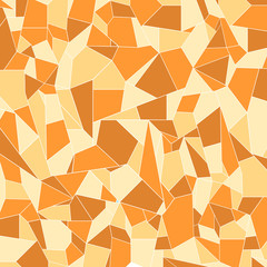 Orange abstraction background