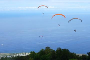 La Réunion - Parapente aux Avirons