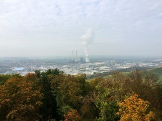 Kraftwerk in Heilbronn