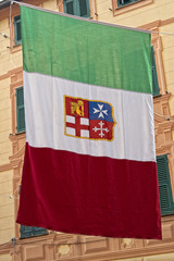 italian marine republic flag