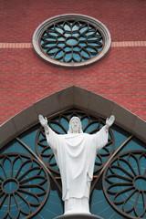 카톨릭 신자 성당컨셉