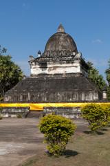 gompa in luhang prabang