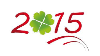 2015 - glücksklee II
