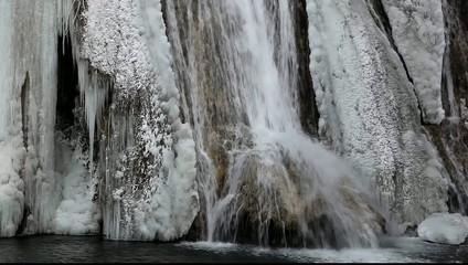 cascade gelée de glandieu