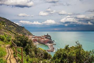 Vernazza, Cinque Terre, Italyy.