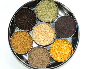 Spice Pulses and lentils