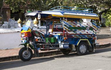 laotian rickshaw