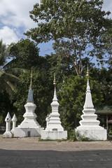 small gompas in laos