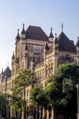 Old building at Mumbai