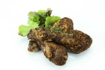 pilons de poulet au thym