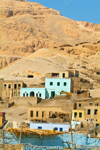 Egypt, Nile Valley, Luxor area, Thebes - 75070816