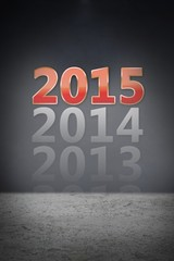 Composite image of 2015