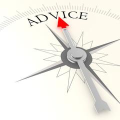 Advice compass