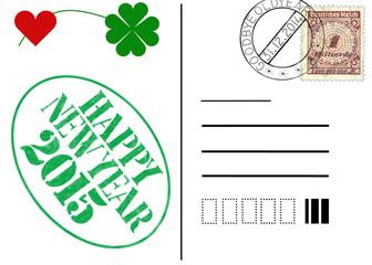 blank card,customize,new year