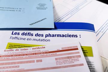 réforme : médecine et pharmacie,vaccinations