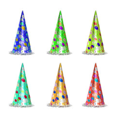 New year celebration Party items