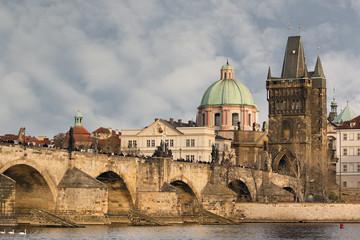 City bridge view