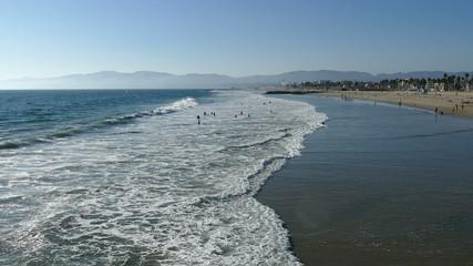 Venice Beach Time Lapse