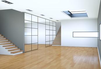 moderner Raum