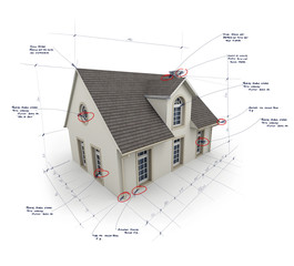 House technical details