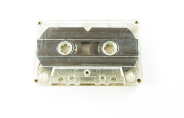 old used Audio cassette