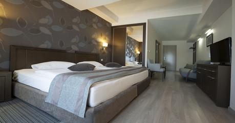 bedroom interior hotel