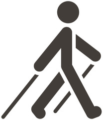 Nordic Walking icon