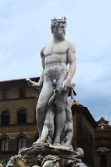 Fountain of Neptune - Florence