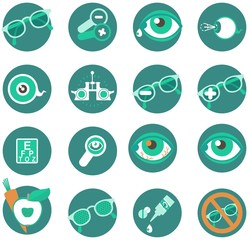 Ophthalmic Icons