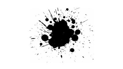 Smudges Ink Drops 25