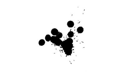 Smudges Ink Drops 20
